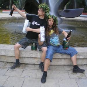 Pivný beh Bratislavou 13